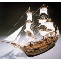 HMS Bounty (Mantua, 1:120)