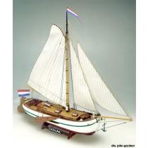 Catalina Dutch Pleasure Yacht (Mamoli, 1:35)