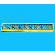 Photo-etch Rigging Hooks, 5mm (20/pk, AM4403/01)