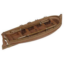 Ship's Boat, 75mm (Master Korabel 1:72)