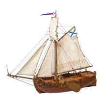 Sail Set for St. Gabriel (Master Korabel)
