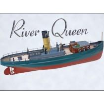 River Queen Launch (Mount Fleeet)