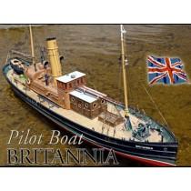 Pilot Boat Britannia (Mount Fleet)