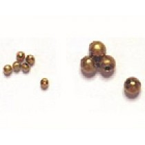 Brass Parral Bead (3mm, AM4382/03)