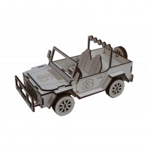 Pegasus Jeep Kid's Kit (Disar)