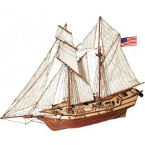 OcCre Albatross Model Boat Kits