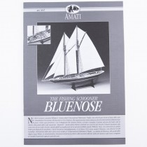 Bluenose Plans (Amati)
