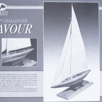 Endeavour (America's Cup) Construction Plans (Amati)