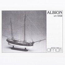 American Schooner Construction Plans (Amati)