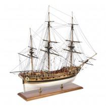 HMS Fly, Swan Class Sloop (Amati, 1:64)