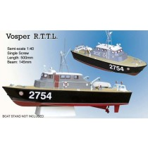 Vosper RTTL, RC Ready (Model Slipway)