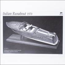 Aquarama Runabout Construction Plans (Amati)