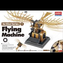 "DaVinci Flying Machine (Academy, Approx 9""Wingspan)"