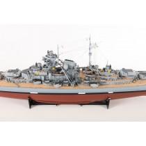 Battleship Bismarck, Kriegsmarine 1941 (Amati, 1:200)