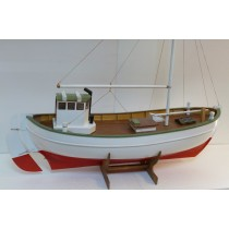 R/C Fishing Trawler 1