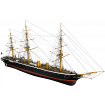 HMS Warrior (Billing Boats 1:100)