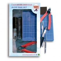 Set of Basic Tools for Modeling in Plastic Nº2 (Artesania Latina)