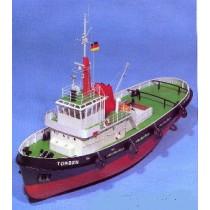 Torben Harbor Tug and Fitting Set (Aero-naut)