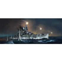 Fiume Heavy Cruiser (Trumpeter, 1:350)