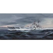 Battleship Bismarck (Trumpeter, 1:350)