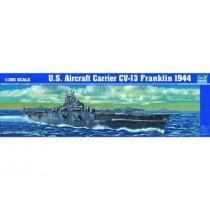 Aircraft Carrier USS Franklin CV-13 (Trumpeter, 1:350)