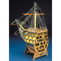 HMS Victory Bow Section (Mantua, 1:78)