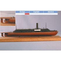 "CSS Virginia (Bluejacket, Scale: 1/16""=1')"