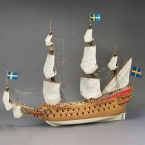 Swedish Warship Vasa (Artesania latina, 1:65)