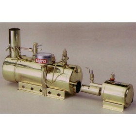 Boiler & Burner Set B3 (Saito)