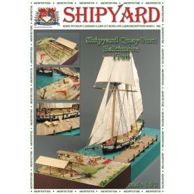 Paper Quay Port, Baltimore, 1780 (1:72, Shipyard)